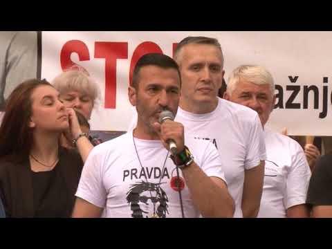 Banja Luka- Pravda za Davida 59. dan 23 5 2018