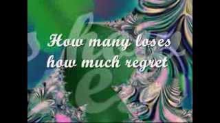 Tracy Chapman - Change w/lyrics
