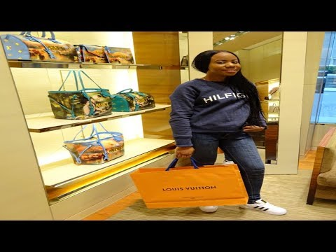 Shopping Louis Vuitton In New York