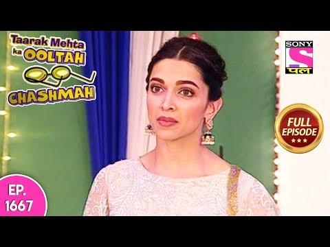 Taarak Mehta Ka Ooltah Chashmah - Full Episode 1667 - 16th January, 2019