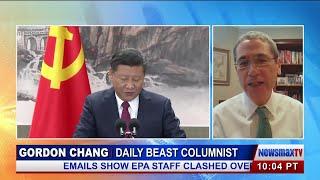Gordon Chang on the Chinese Stock Market Tanking