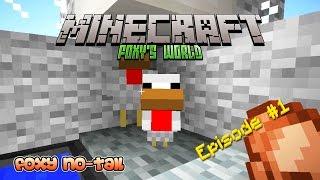 Foxy's Minecraft Adventures - Mr. Chicken the Chef [1]
