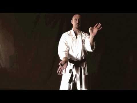 Goju Ryu 転掌Tensho Kata