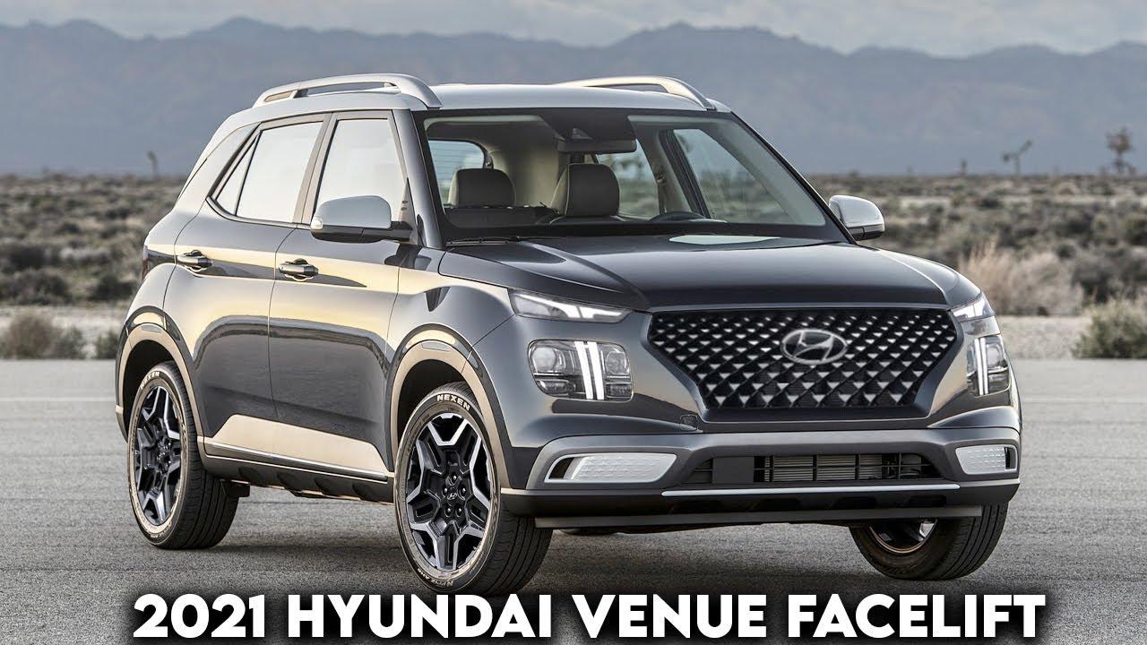 Specs and Review Hyundai Venue 2021
