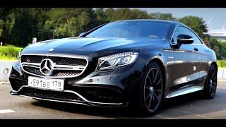 Mercedes Benz s63 AMG купе. Неисправная коробка на новом авто за 12 миллионов рублей.
