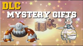 DLC MYSTERY GIFT CODES YOU CAN OBTAIN IN POKEMON SWORD AND SHIELD MYSTERY GIFTS