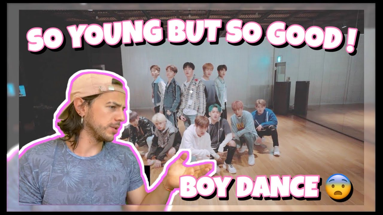 DANCER REACTS TO: TREASURE - 'BOY' DANCE PRACTICE VIDEO