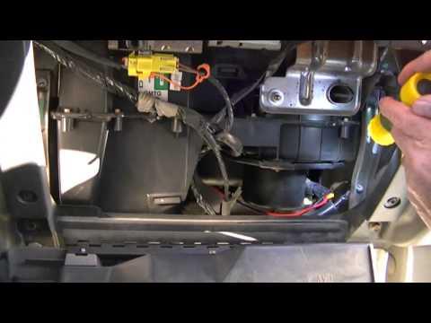 2015 Chevy Trailblazer >> How to Install Replace Heater AC Fan Speed Control ...