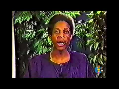 People of Color In The Bible (1995) | Hosted By William G. Emanuel