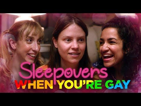 Sleepovers When Youre Gay