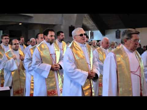 Święto franciszkańskiej prowincji św. Maksymiliana - prezentacja