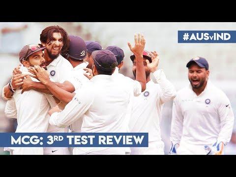 #AUSvIND: India WIN at the MCG!: #AakashVani