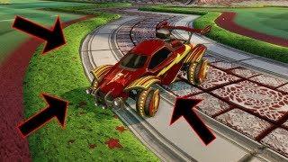 Rocket League Itemy z filmu Shazam