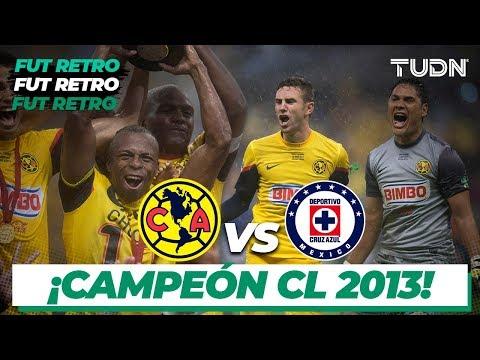 ¡Cardiaco! Los últimos 10 minutos del América vs Cruz Azul | Final Clausura 2013 | TUDN