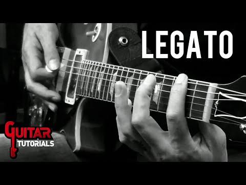 Doug Aldrich Guitar Lesson - #3 Legato - GuitarTutorials