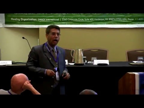 Abul Mandal | Sweden | Plant Science 2015 | Conferenceseries LLC