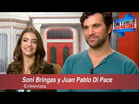 A solas con Soni Bringas y Juan Pablo Di Pace de