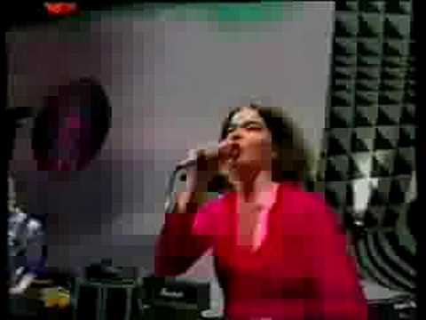Sugarcubes - Hit (live on The Word)