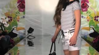 видео Детская мода 2012