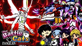The Battle Cats × Evangelion V.2 - All NEW Update about Collab!!