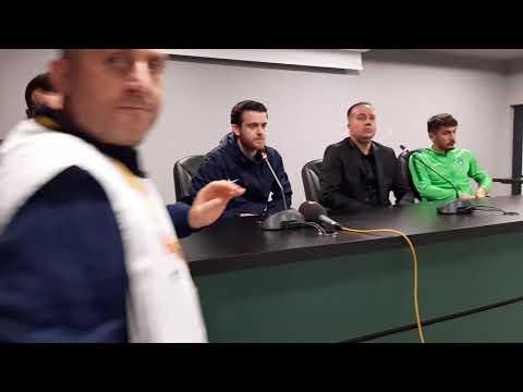 Kocaelispor - Karşıyaka Basın Toplantısı | Yiğit Özcan'la Mikrofonlarımız İsmetpaşa da