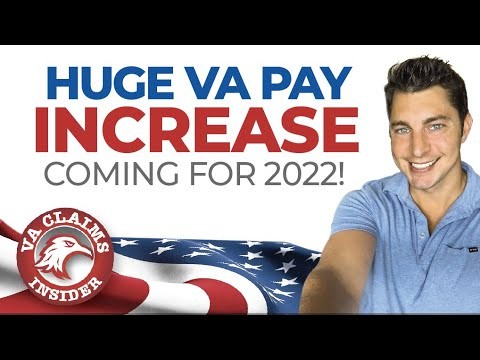 Download VA Disability Rates 2022 (Projected): HUGE VA Pay Increase Coming for 2022!