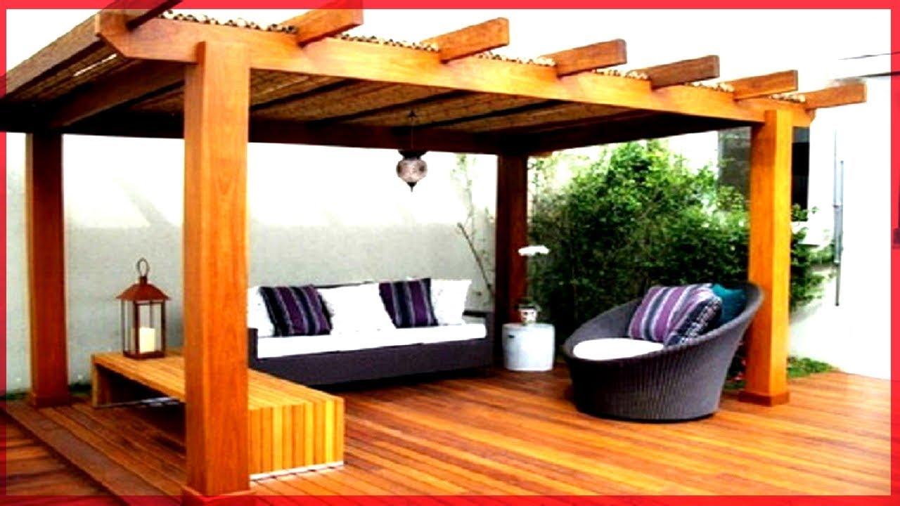 Ideas To Decorate Your Pergola With Furniturefurniture For Pergolas