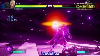 Isedelica MARVEL VS. CAPCOM: INFINITE MVCI Dante Combo