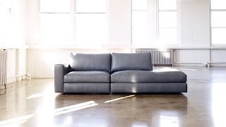 Review the wonders of Reid: Check out Design Within Reach's exclusive modular sofa.