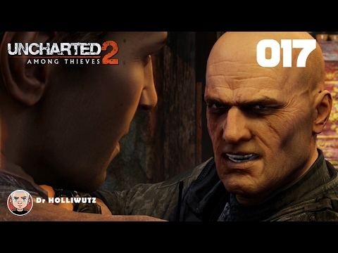 Uncharted 2 #017 - Überraschung im Turm [PS4] Let's play Among Thieves