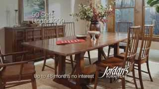 Dining Room Sets Under $999 For Sale At Jordan's Furniture Stores