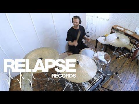 "EX EYE -  ""Xenolith; The Anvil"" (Greg Fox Live Drum Playthrough)"