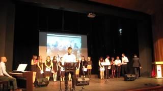 Kadıköy Halk Eğitim Merkezi Çok Sesli Korosu - Gül Gene Sen,  Seninle Başladı (Kaan Erdoğan)