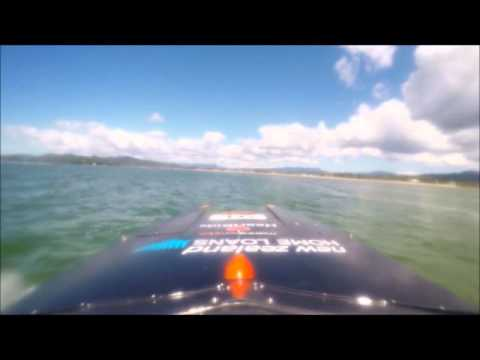NZHL Offshore - A lap of Whitianga