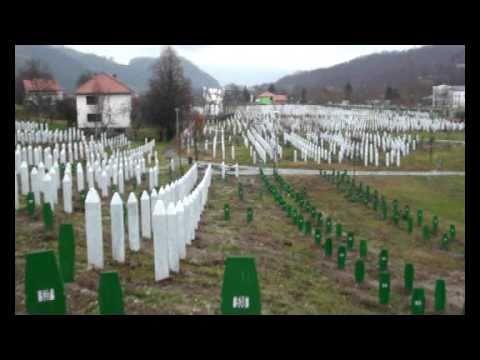 Srebrenica Part 1 Visit by Frans and Antoine November 2010