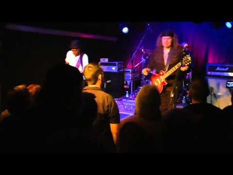 Julian Sas & Band - Hey Joe - Kulturbastion Torgau 2013