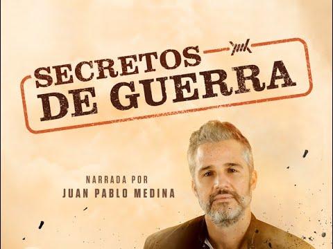 Los SECRETOS DE GUERRA llegan HISTORY con Juan Pablo Medina y Alejandro Rosas
