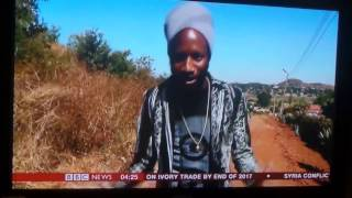 Winky D latest exclusive interview on BBC