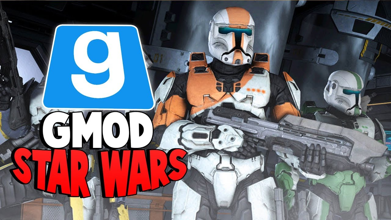 Gmod - Star Wars RP 2 - YouTube