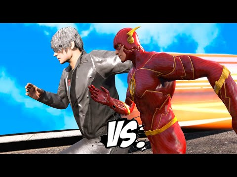 QUICKSILVER Vs FLASH - WHO IS FASTER? - SPEED TEST