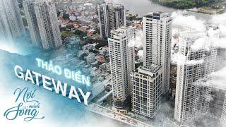 Nơi Mình Sống  ở Gateway Thảo Điền Quận 2 l Căn hộ studio view 180 độ  ôm trọn  cả lòng thành phố