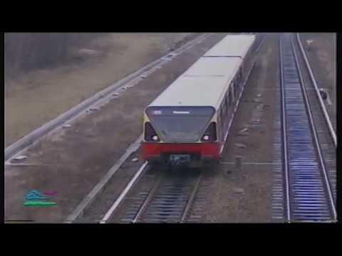 Im Zug der Zeit   ehem  Stammbahn Berlin Potsdam 1992