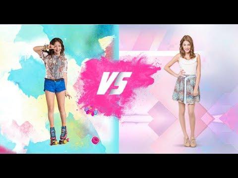 Soy Luna vs Violetta | Part 1
