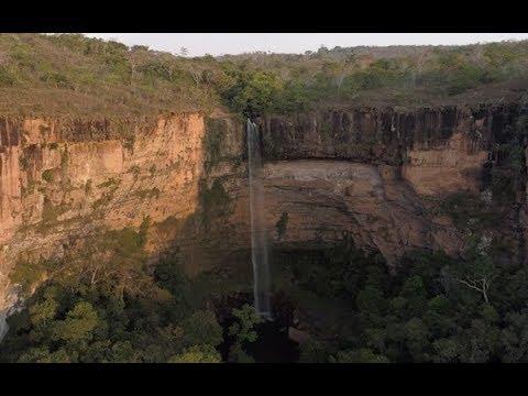 Turismo no Brasil Central. Venha descobrir essa aventura!