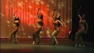 Orlando Bellydance Performance Company - Raqs Africa