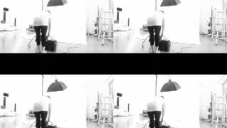 teNeues: Behind the scenes - Sylvie Blum - Naked Beauty