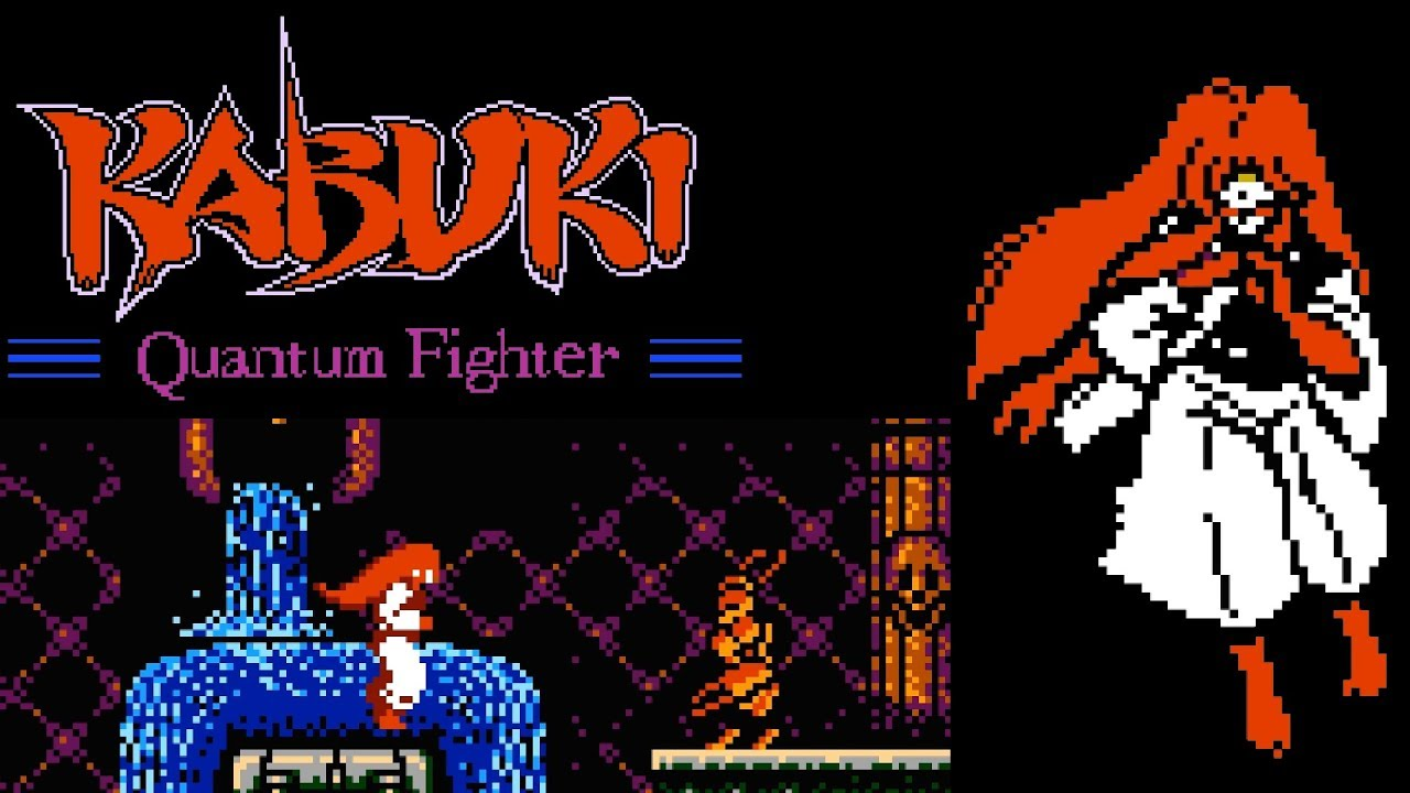 Image result for kabuki quantum fighter
