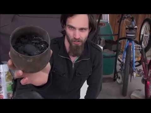 melting zinc