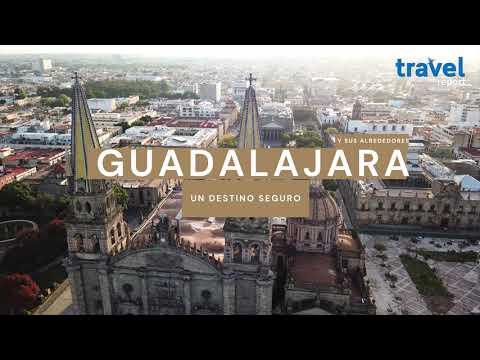 Guadalajara: destino seguro