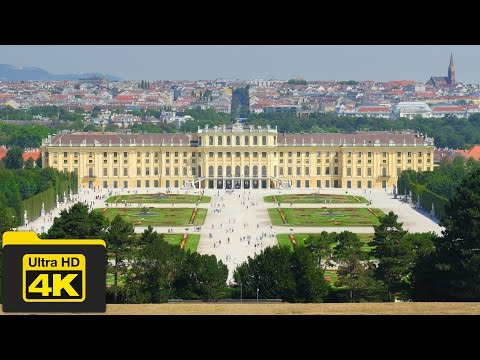 4K AUSTRIA, VIENNA TRAVEL GUIDE VIDEO, Best Places To Go, Top Attractions, Best Things To Do